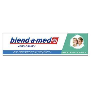 Blend-a-med Anti-Cavity Delicate White Pasta do zębów (100 ml)
