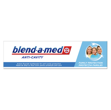 Blend-a-med Anti-Cavity Family Protection Pasta do zębów (100 ml)