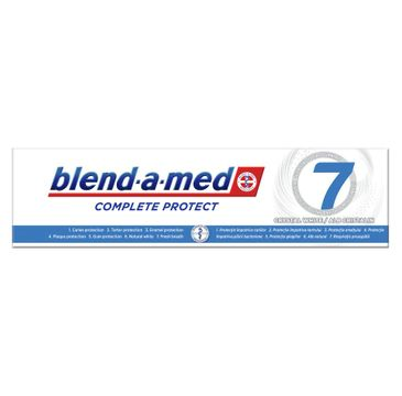 Blend-a-med – Complete Protect 7 Crystal White pasta do zębów (100 ml)