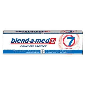 Blend-a-med – Complete Protect 7 Original pasta do zębów (100 ml)