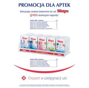 Blistex zestaw promocyjny balsamów do ust ZBL2