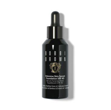 Bobbi Brown Intensive Skin Serum Foundation podkład do twarzy 3 Warm Beige SPF40 30ml