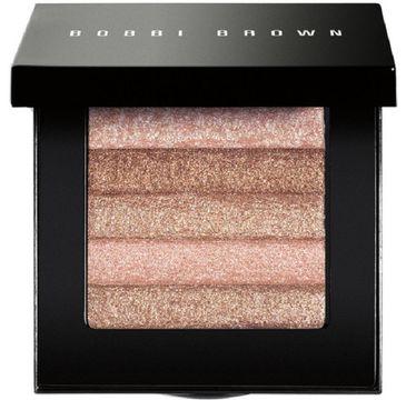 Bobbi Brown Shimmer Brick Compact rozświetlacz do twarzy i ciała Pink Quartz 10,3g