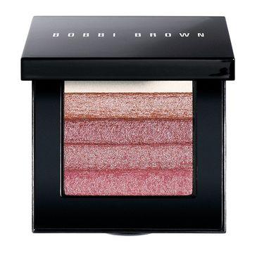Bobbi Brown Shimmer Brick Compact rozświetlacz do twarzy i ciała Rose 10,3g