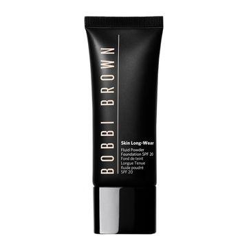 Bobbi Brown Skin Long-Wear Fluid Powder Foundation SPF20 długotrwały podkład w płynie Porcelain (40 ml)