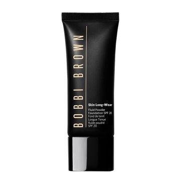 Bobbi Brown Skin Long-Wear Fluid Powder Foundation SPF20 długotrwały podkład w płynie Warm Ivory (40 ml)