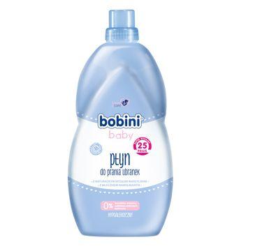 Bobini Baby Płyn do prania ubranek niemowlęcych i dziecięcych z mleczkiem bawełnianym Hypoalergiczny 2l