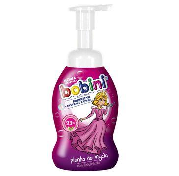 Bobini Pianka do mycia Mała Księżniczka 300ml