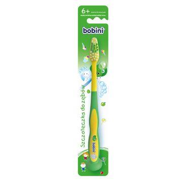 Bobini Szczoteczka do zębów dla dzieci powyżej 6 roku życia