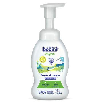 Bobini Vegan Hypoalergiczna pianka do mycia 300ml