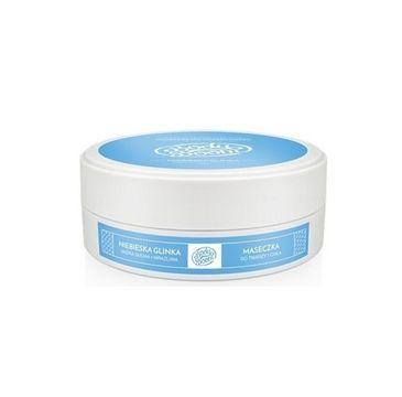 BodyBoom – Blue Clay maseczka do twarzy i ciała niebieska glinka (200 g)