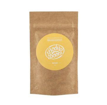 BodyBoom – Coffee Scrub peeling kawowy Banan (30 g)