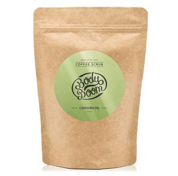 BodyBoom – Coffee Scrub peeling kawowy Cannabis Oil (200 g)