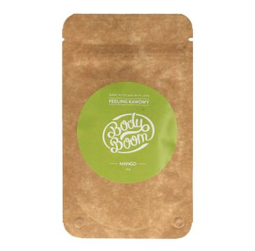 BodyBoom – peeling kawowy Mango (30 g)