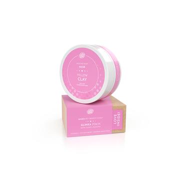 BodyBoom – Yellow Clay maseczka do twarzy i ciała żółta glinka dla skóry tłustej i mieszanej (120 g)