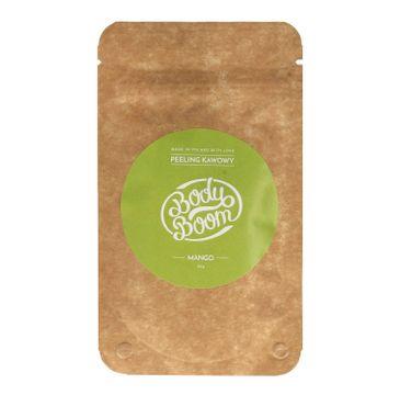 BodyBoom – Coffee Scrub peeling kawowy Mango (30 g)