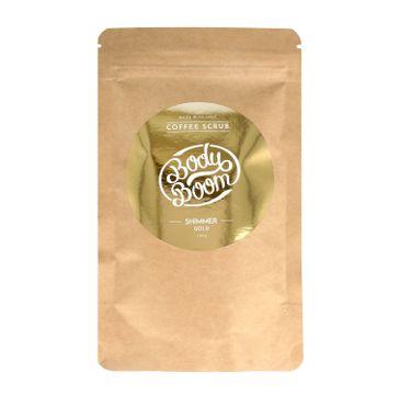 BodyBoom – peeling kawowy Shimmer (100 g)