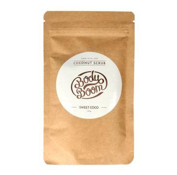 BodyBoom – peeling kokosowy Sweet Coco (100 g)