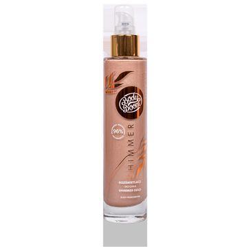BodyBoom Rozświetlacz do ciała Shimer Gold (100 ml)