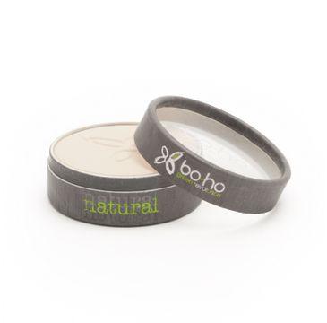 Boho Green Make Up Mineral Compact Powder puder w kompakcie  Beige Diaphane 01 (4.5 g)