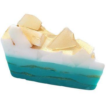 Bomb Cosmetics Golden Surf Soap Cake mydło glicerynowe (140 g)