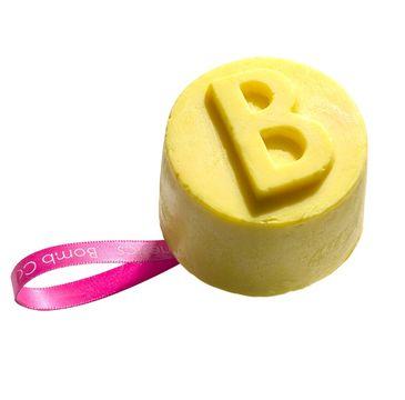 Bomb Cosmetics Let it Bee Solid Shower Gel żel pod prysznic w kostce Miodowa Mgiełka 130g