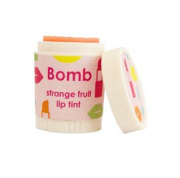 Bomb Cosmetics Strange Fruit Tinted Lip Balm balsam do ust 4.5g