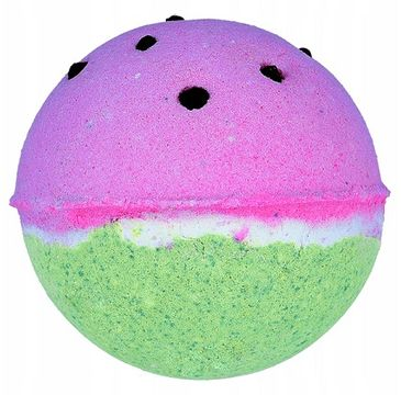 Bomb Cosmetics Watercolours Bath Bomb wielokolorowa musuj膮ca kula do k膮pieli Fruity Beauty (250 g)