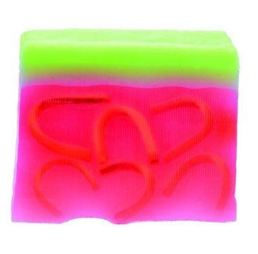 Bomb Cosmetics What a Melon Soap Slice mydło glicerynowe 100g