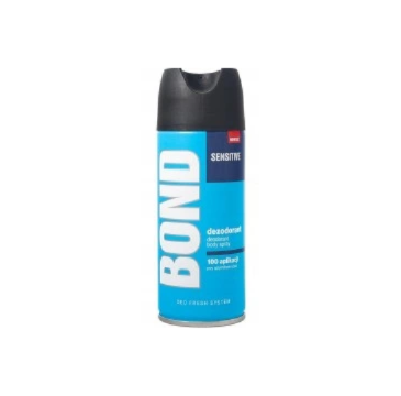 Bond Sensitive dezodorant męski (150 ml)