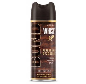 Bond dezodorant spray Whisky (150 ml)