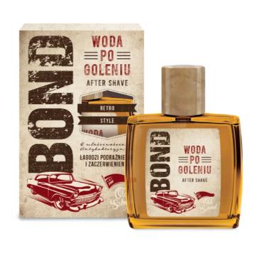 Bond Retro Style Woda po goleniu dla mężczyzn (100 ml)