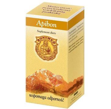 Bonimed Apibon wspomaga odporność suplement diety 60 kapsułek