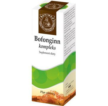 Bonimed Bofonginn kompleks syrop ziołowy 350g
