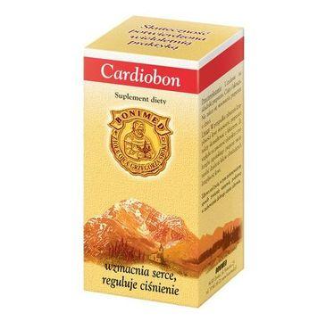 Bonimed Cardiobon wzmacnia serce reguluje ciśnienie suplement diety 30 kapsułek