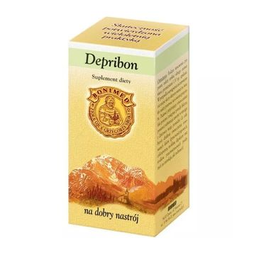 Bonimed Depribon poprawia nastrój suplement diety 60 kapsułek