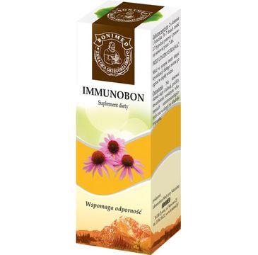 Bonimed Immunobon syrop wspomaga odporność suplement diety 130ml