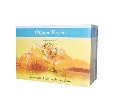 Bonimed Organic Krzem wzmacnia kości odżywia skórę suplement diety 20 saszetek