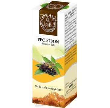 Bonimed Pectobon syrop na kaszel i przeziębienie suplement diety 130g