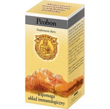 Bonimed Peobon wspomaga układ immunologiczny suplement diety 60 kapsułek