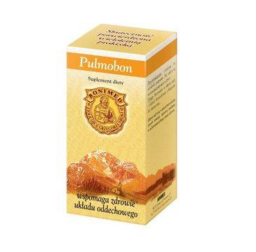 Bonimed Pulmobon wspomaga zdrowie okładu oddechowego suplement diety 60 kapsułek