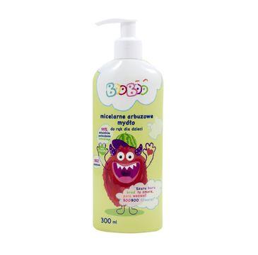 BOOBOO Micelarne arbuzowe mydło do rąk dla dzieci (300 ml)