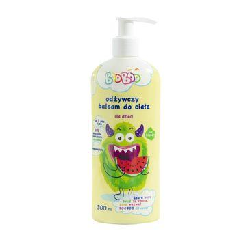 BOOBOO Odżywczy balsam do ciała dla dzieci (300 ml)