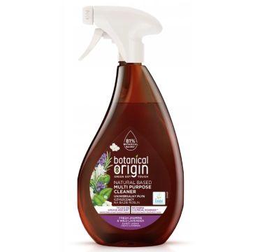 Botanical Origin Uniwersalny płyn czyszczący na bazie roślin Świeży Jaśmin i Dzika Lawenda (500 ml)