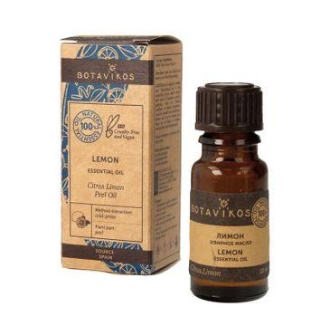Botanika Aromaterapia – olejek eteryczny 100% cytrynowy (10 ml)