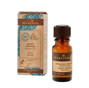 Botanika Aromaterapia – olejek eteryczny 100% Słodka pomarańcza (10 ml)
