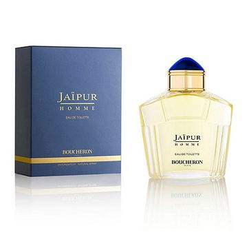 Boucheron Jaipur Homme woda toaletowa spray 100ml