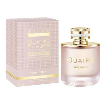 Boucheron Quatre En Rose Florale woda perfumowana spray 100ml