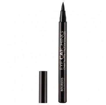 Bourjois Eye Catching Liner Feutre eyeliner do oczu 001 Black (1.56 ml)