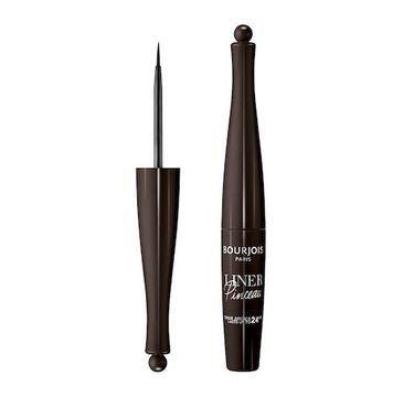 Bourjois Liner Pinceau eyeliner w pędzelku 002 Brun Impressionniste (2.5 ml)